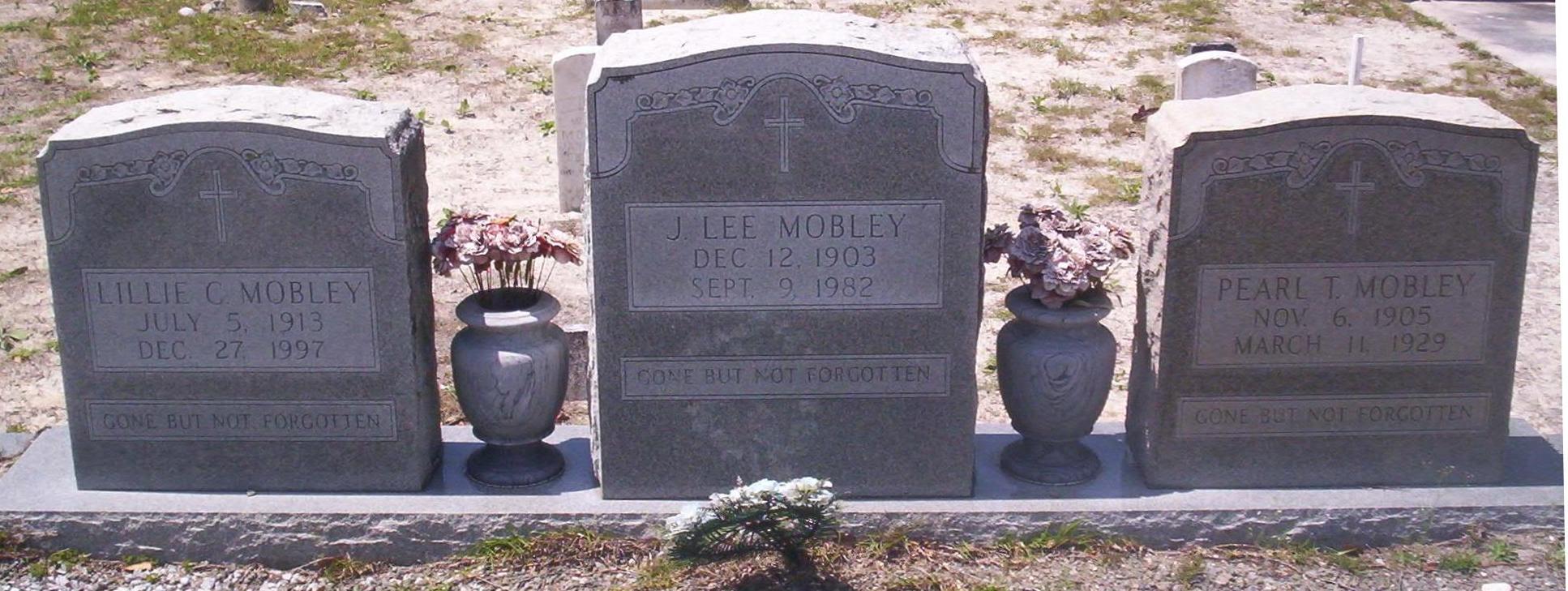 Pearl T. <i>Thomas</i> Mobley