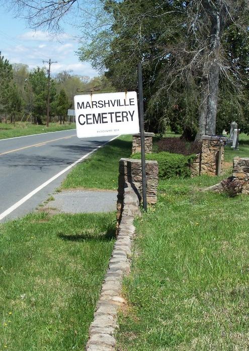 Marshville City Cemetery
