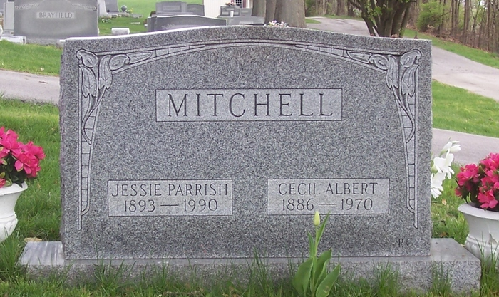 Cecil Albert Mitchell
