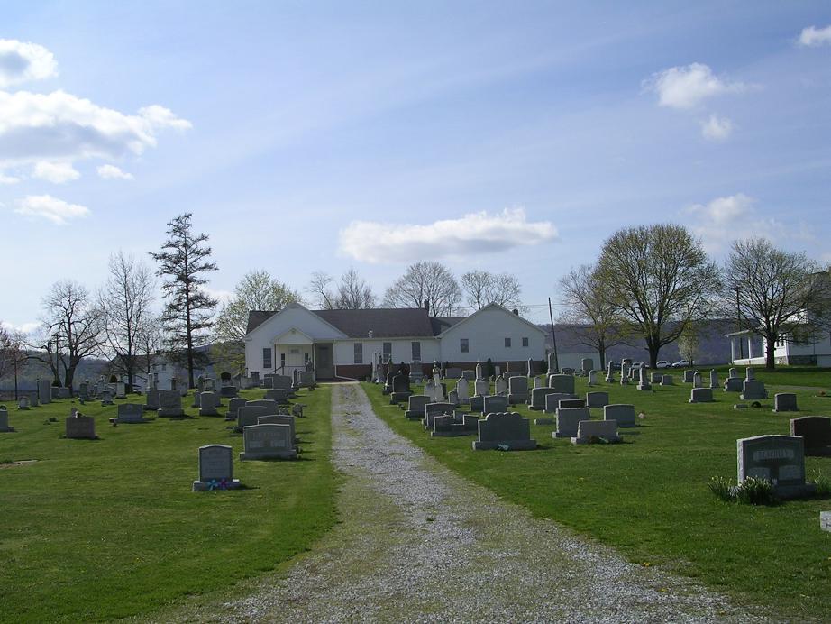 Pleasant View Church of the Brethren cemetery