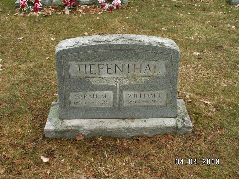 William E. Tiefenthal