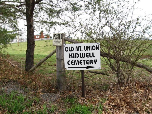 Kidwell Cemetery