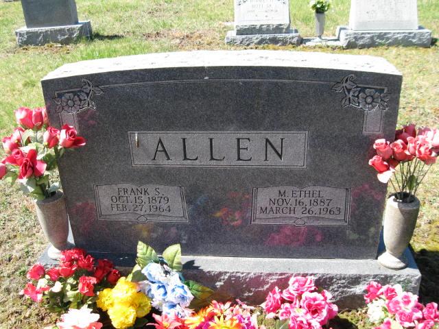 Maggie Ethel Allen