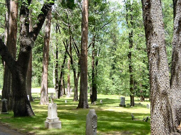Greenville District Cemetery