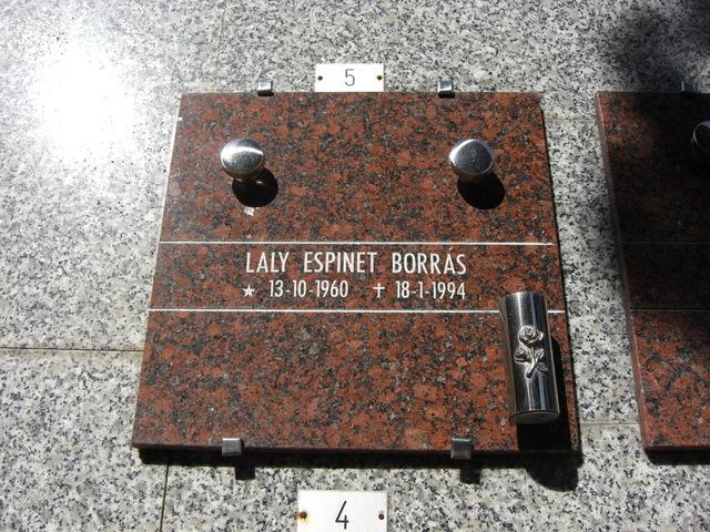 Eulalia Espinet Borras