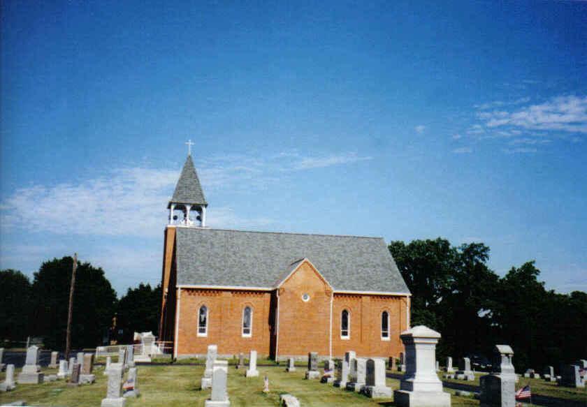 Saint Peters Church Cemetery