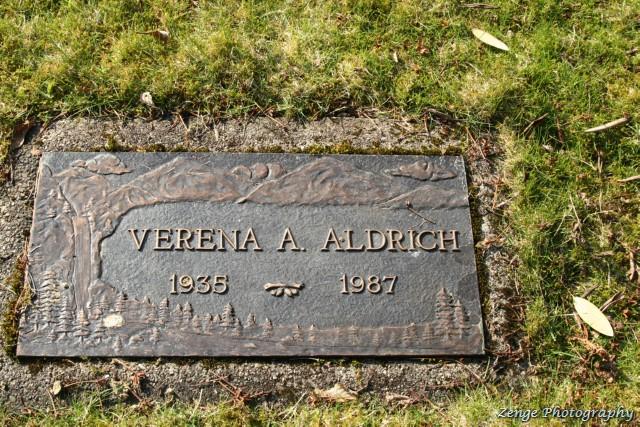 Verena Aldrich