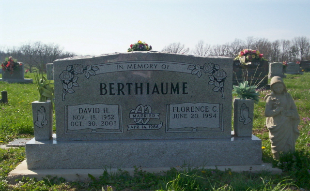 Sgt David Henry Berthiaume