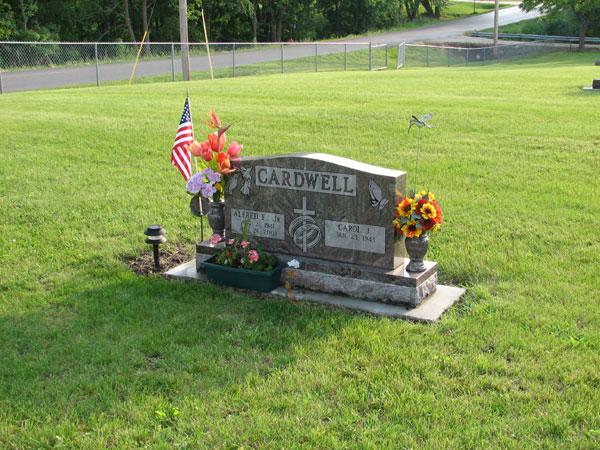 Alfred Earl Cardwell, Jr