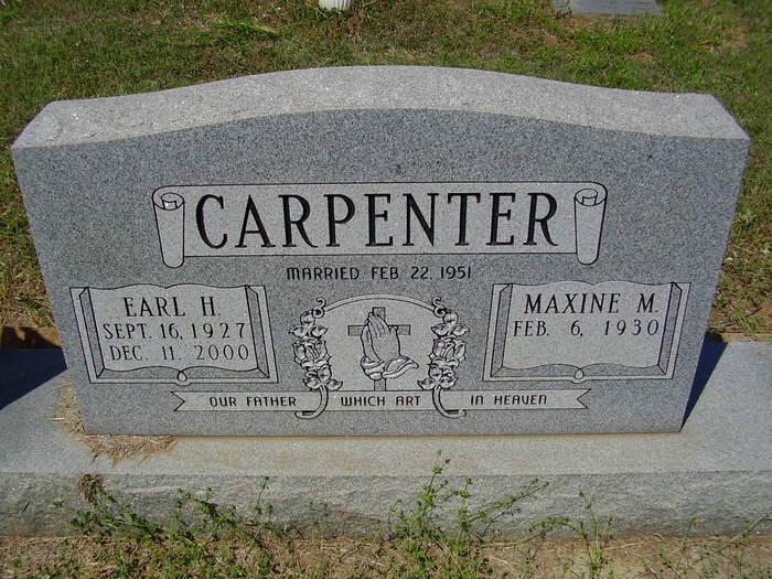 Earl Hill Carpenter
