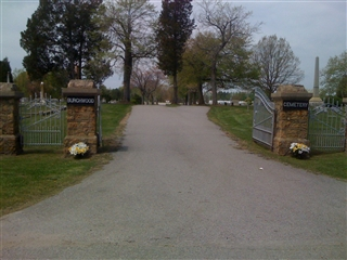 Burchwood Cemetery