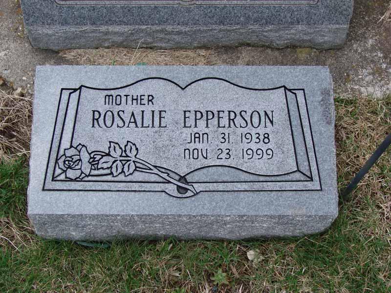 Rosalie <i>Haskins</i> Epperson