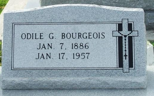 Odile <i>Guidry</i> Bourgeois