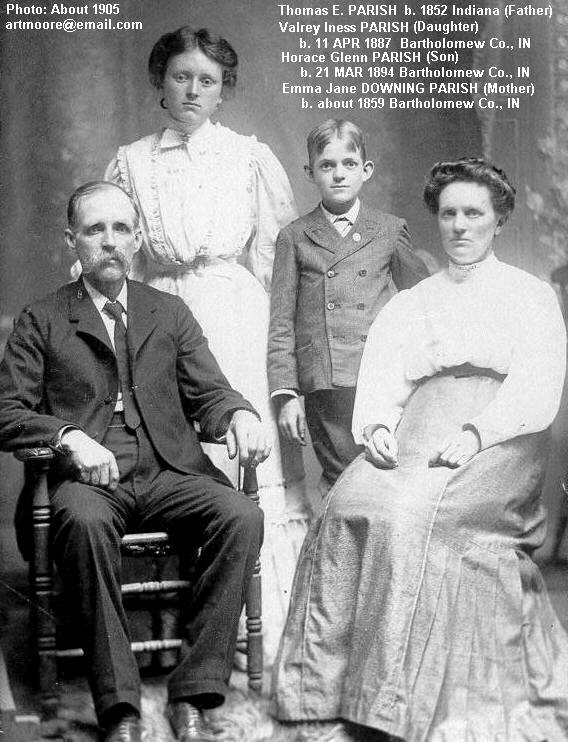 Thomas E. Parish