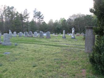North Pamunkey Cemetery