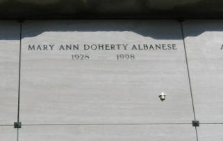 Mary Ann <i>Doherty</i> Albanese