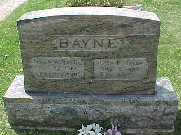 James Wesley Bayne