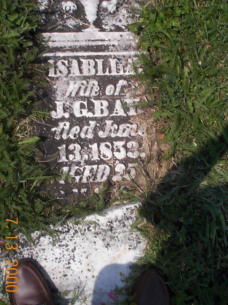 Isabella <i>Frazier</i> Bay