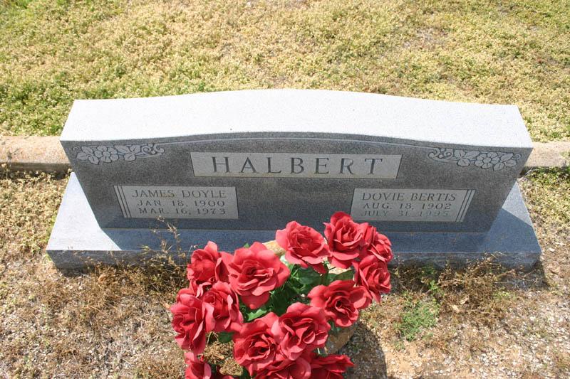 Dovie Bertis Halbert