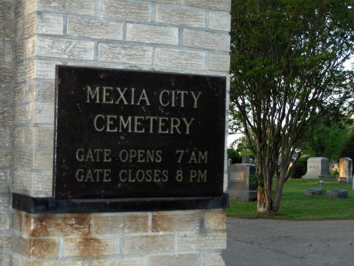 Mexia City Cemetery