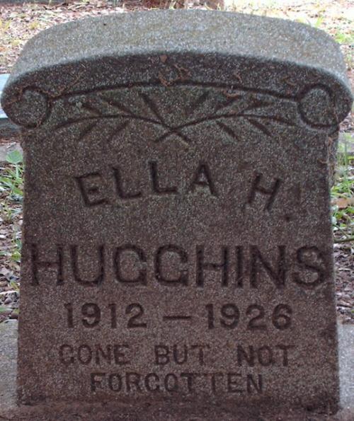 Ella Hodges Hugghins