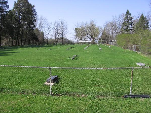 Whittier Cemetery