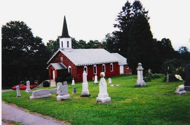 Normalville Cemetery
