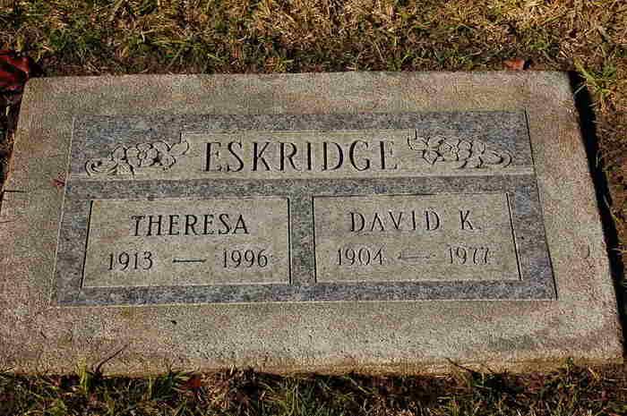 David Keith Eskridge