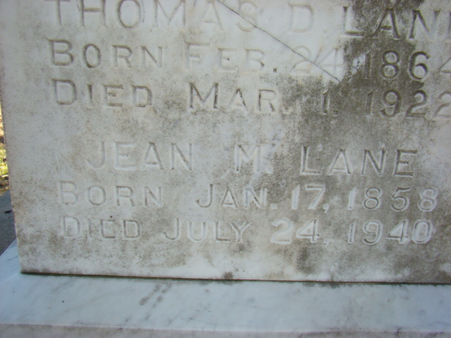 Jean M. Lane