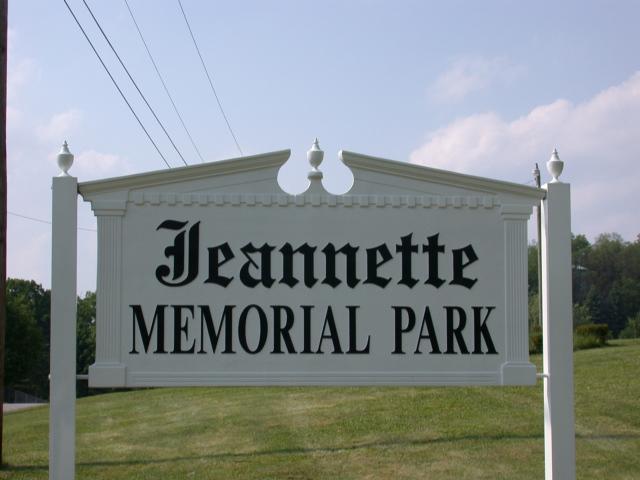 Jeannette Memorial Cemetery