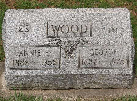Annie E Wood