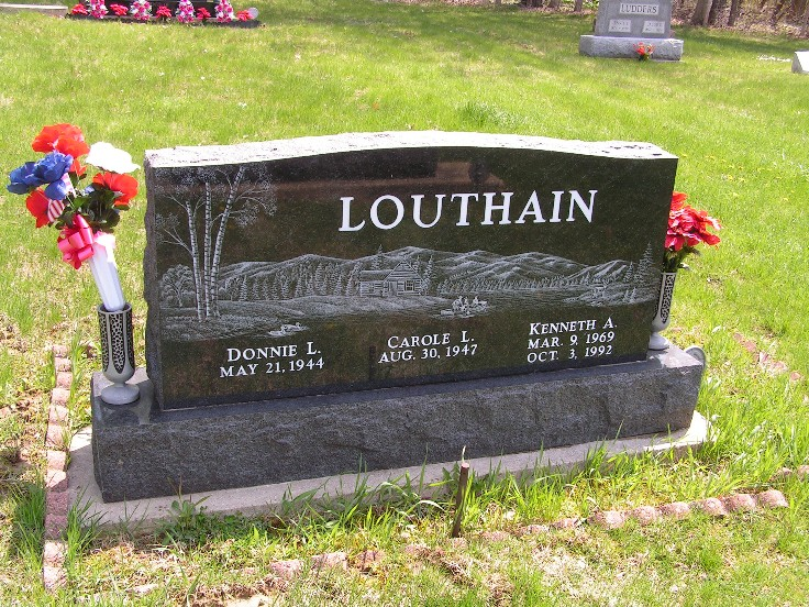 PO Kenneth Allen Louthain