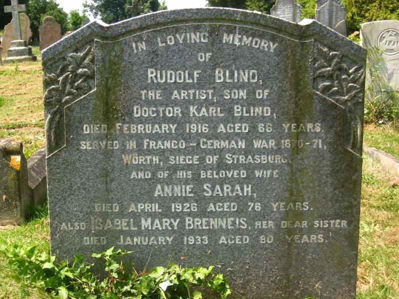 Rudolf Blind