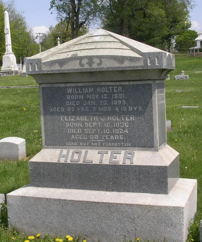 William Holter, Jr