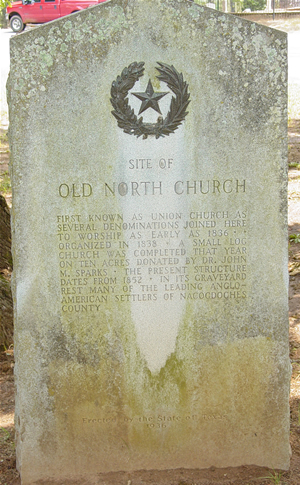 Old North Church Cemetery