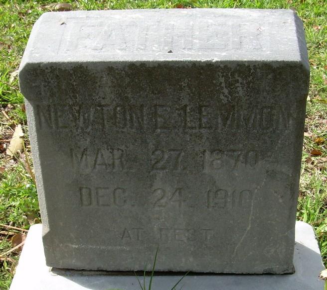 Newton Everett Lemmon