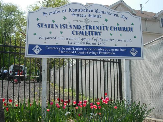 Staten Island Cemetery