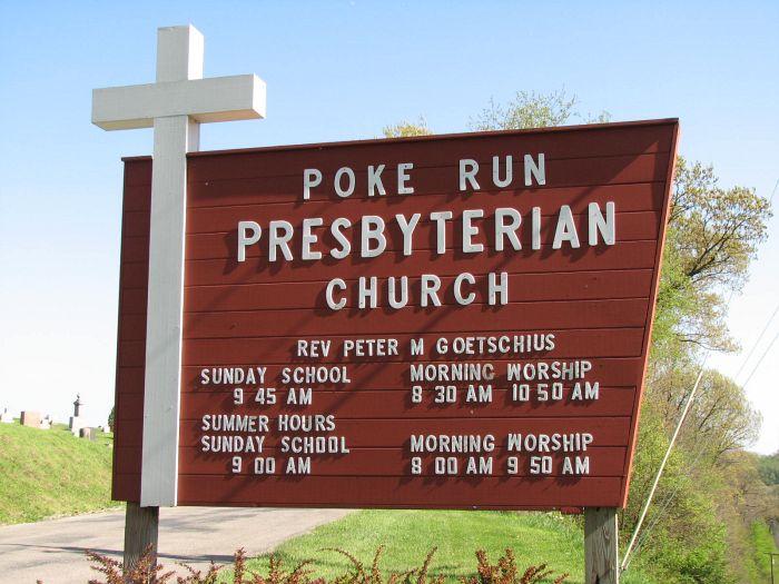 Poke Run Church Cemetery