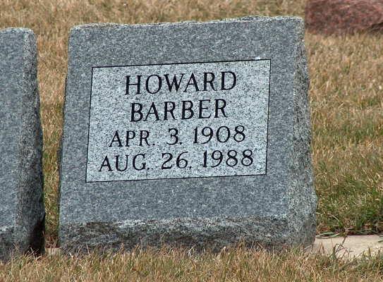 Howard Barber