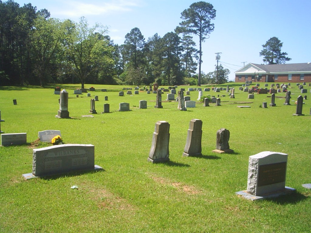Nolley Memorial Methodist Cemetery
