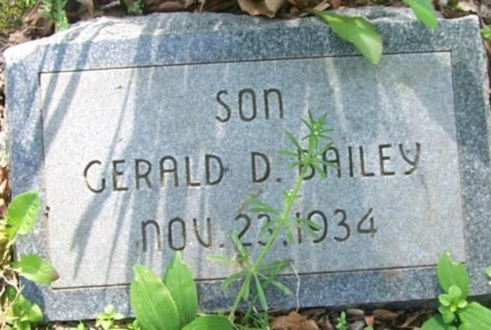 Gerald D Bailey