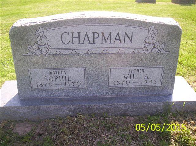 Sophie <i>Hempen</i> Chapman