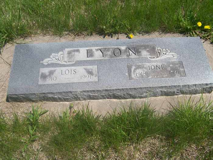 Ione Lyon