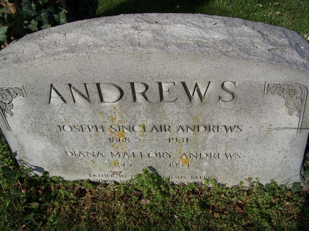 Joseph Sinclair Andrews