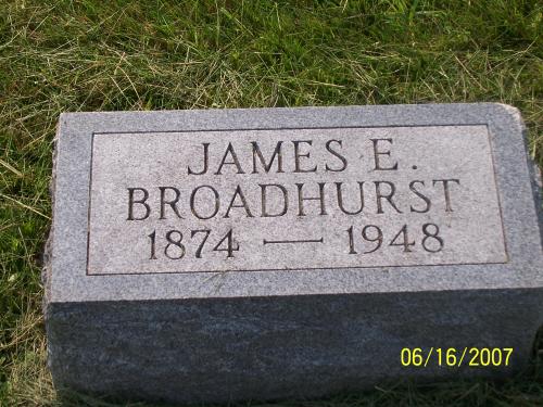 James Ephraim Broadhurst