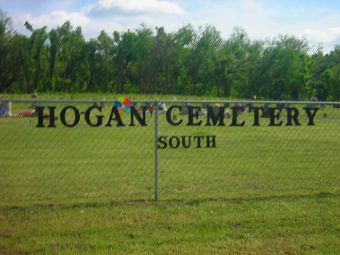 Hogan Cemetery South