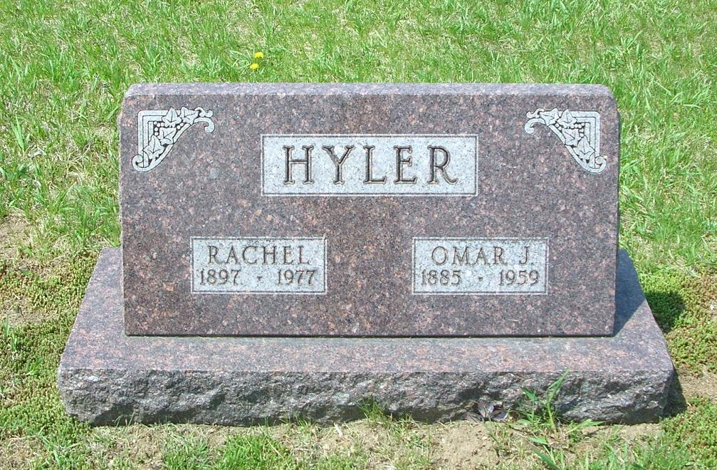 Rachael I. <i>Jacobs</i> Hyler