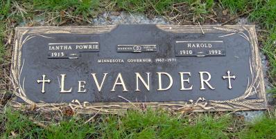 Harold Phillip LeVander