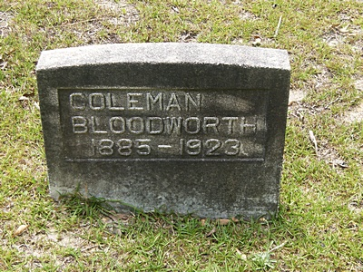 Emit Coleman Bloodworth
