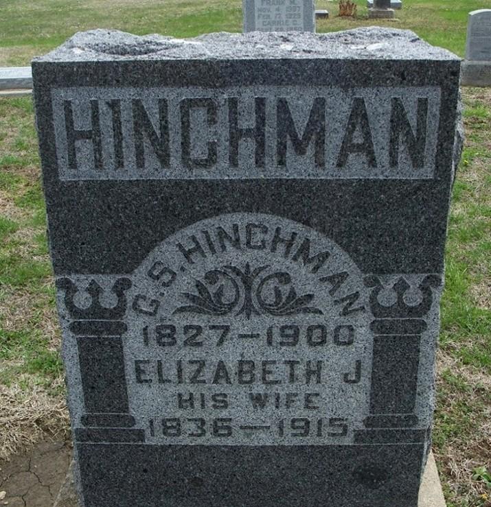 George Symms Hinchman